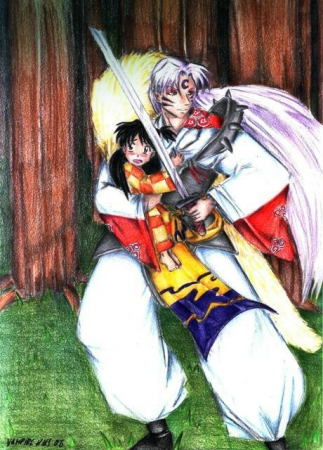 Sesshoumaru & Rin