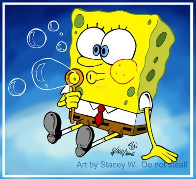 SpongeBob's Bubbles