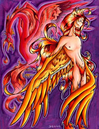 Phoenix Boy