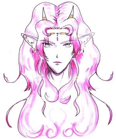 Queen Hahtra