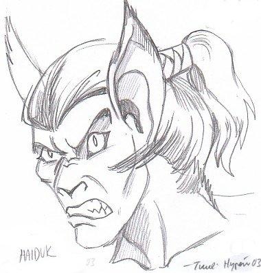 Haiduk is Angry