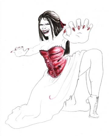 Wrath Sketch - WIP2