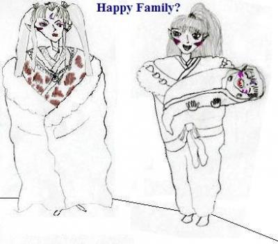 Happy Family?