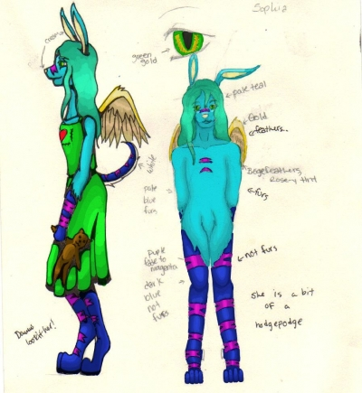 Sophia Design Hammering