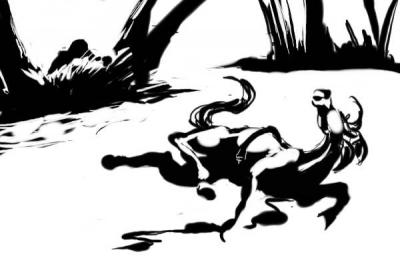 Pepe's horse Falls