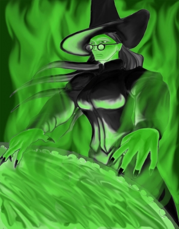 Wicked Elphaba