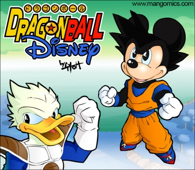Disney DragonBall