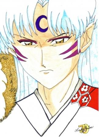 Sesshomaru should be a God!