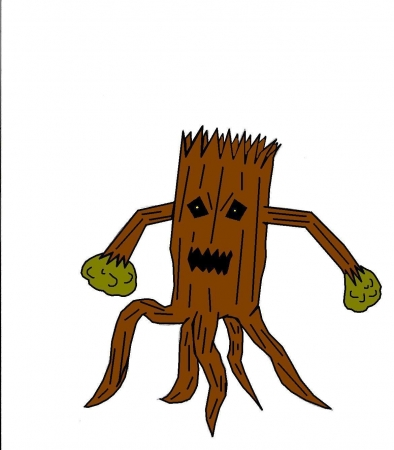 wood goblin