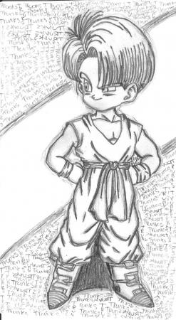 Chibi Trunks