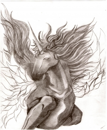 Unicorn Of Power