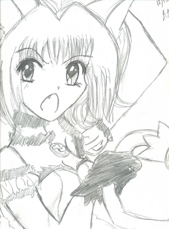 Mew Ichigo