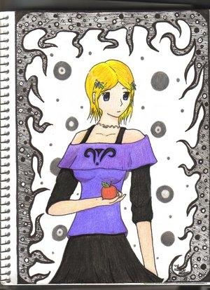 Yanita sketchbook