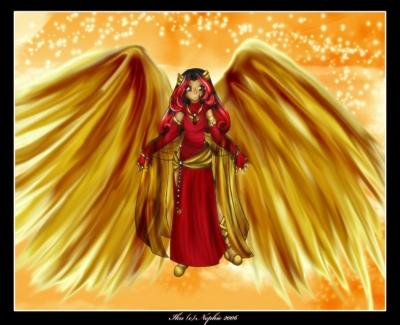 Angelic Luminosity