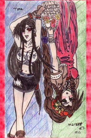 Tifa Lockheart & Aeris G.