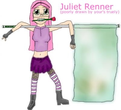 Juliet Renner