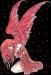 Lady Phoenix by Monk-Monk