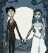 Corpse Bride Poster by GoddessOfOddness