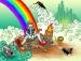 Somewhere Over The Rainbow by Kikikins