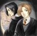 Remus and Sirius by DragonKitty