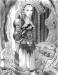 Priestess by Dennis