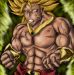 son of perdition's broly by Jilly, Enigma