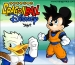 Disney DragonBall by Tetragyom