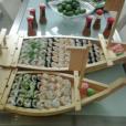 sushi eventos