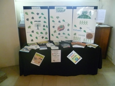 Green team display17