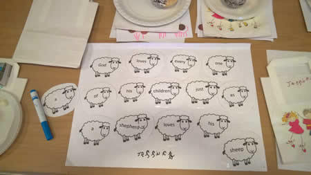 Many sheep