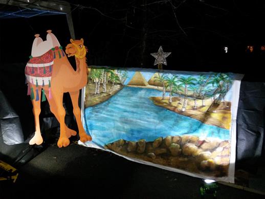 Adventure camel 1