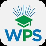 WPS app button