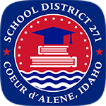 CDA School District Logo