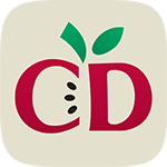 Central Dauphin School District Apple Logo