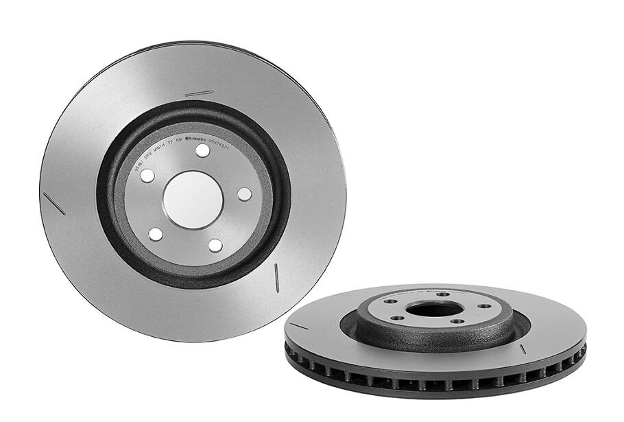 Details about  /SP Performance Rear Rotors for 2011 MDX Drilled Slotted Zinc F19-469-P.532