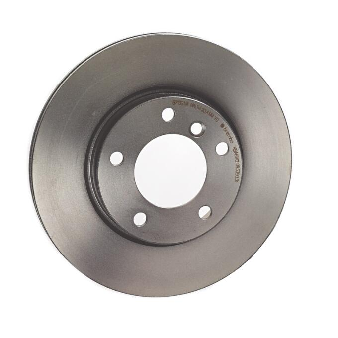 Details about  /Disc Brake Rotors OE Replacement Front Brembo 09.B440.10