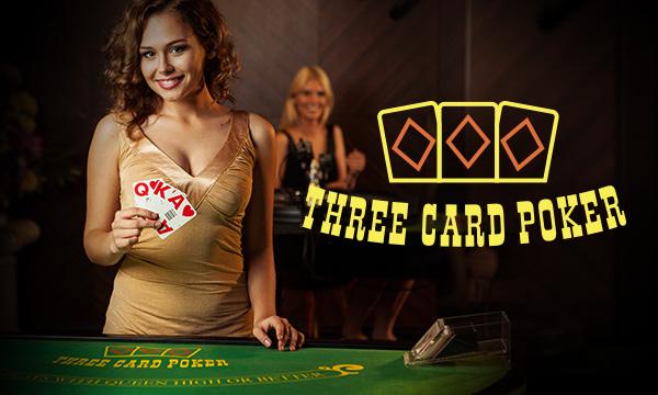 Three Card Poker thumbnail