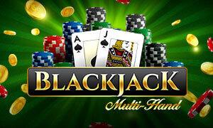 Blackjack Multihand thumbnail