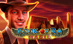 Book OF Ra Magic thumbnail