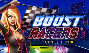 Boost Racers City Edition thumbnail