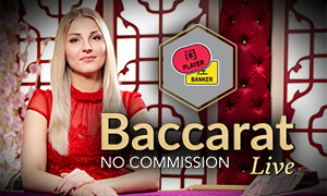 NO Commission Baccarat thumbnail