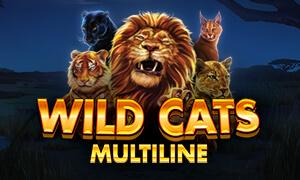Wild Cats Multiline thumbnail