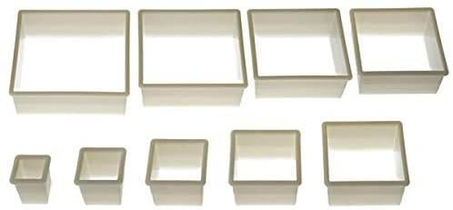 Coppapasta Quadrato Silikomart 1