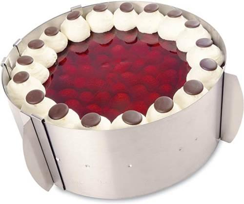 Coppapasta Anello per Torte Menz