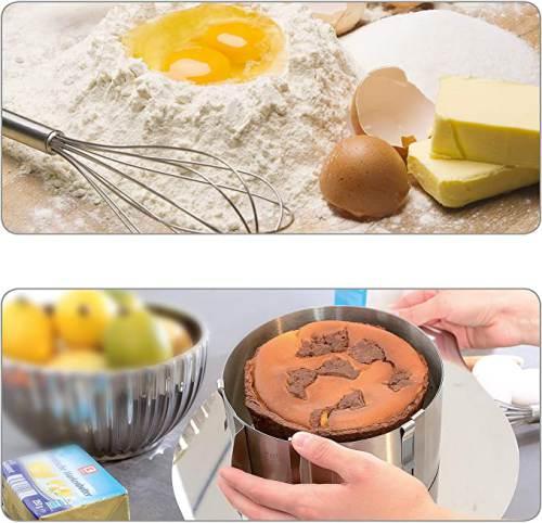 Preparazione Torta con il Coppapasta per Torte Menz
