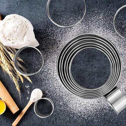 Coppapasta in Acciaio inox Gwhole su Top della Cucina