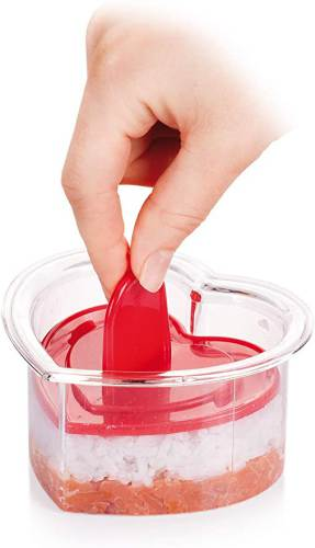 Coppapasta In Plastica Tescoma A Cuore 2
