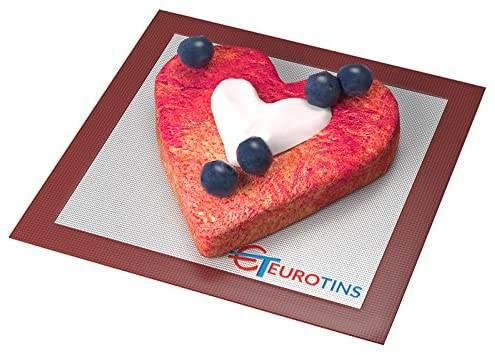 Realizzazione con Coppapasta a Forma di Cuore Euro Tins