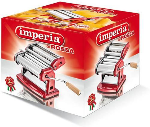 Macchina Per La Pasta Imperia Ipasta Rossa 2