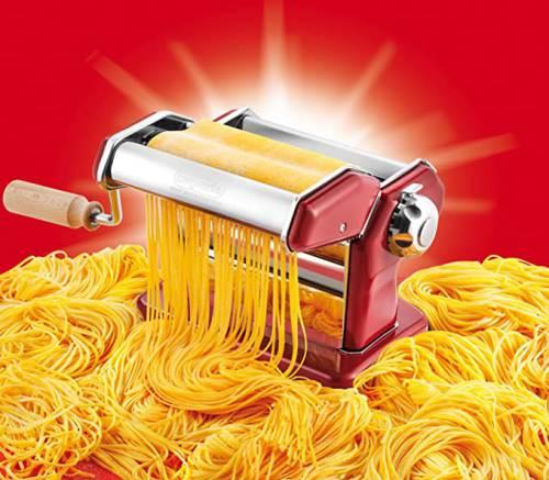 Macchina Per La Pasta Imperia Ipasta Rossa 3